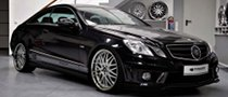 Mercedes E-Klasse Coupe Refined by Prior Design