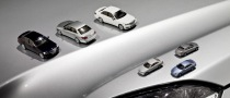 Mercedes E Klasse Miniatures and Accessories