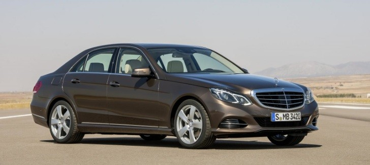 Mercedes E300 BlueTec Hybrid Diesel Coming to Australia