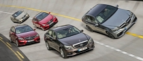 Mercedes E350 BlueTec Gains 9G-Tronic Nine-Speed Automatic