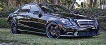 Mercedes E350 Custom Treatment by Hess Motorsports