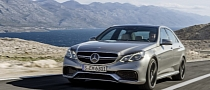 Mercedes E63 AMG Gets New Look, More Power [Photo Gallery]