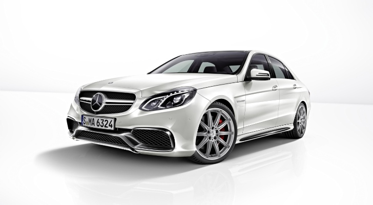 Mercedes E63 AMG S Model UK Pricing Released