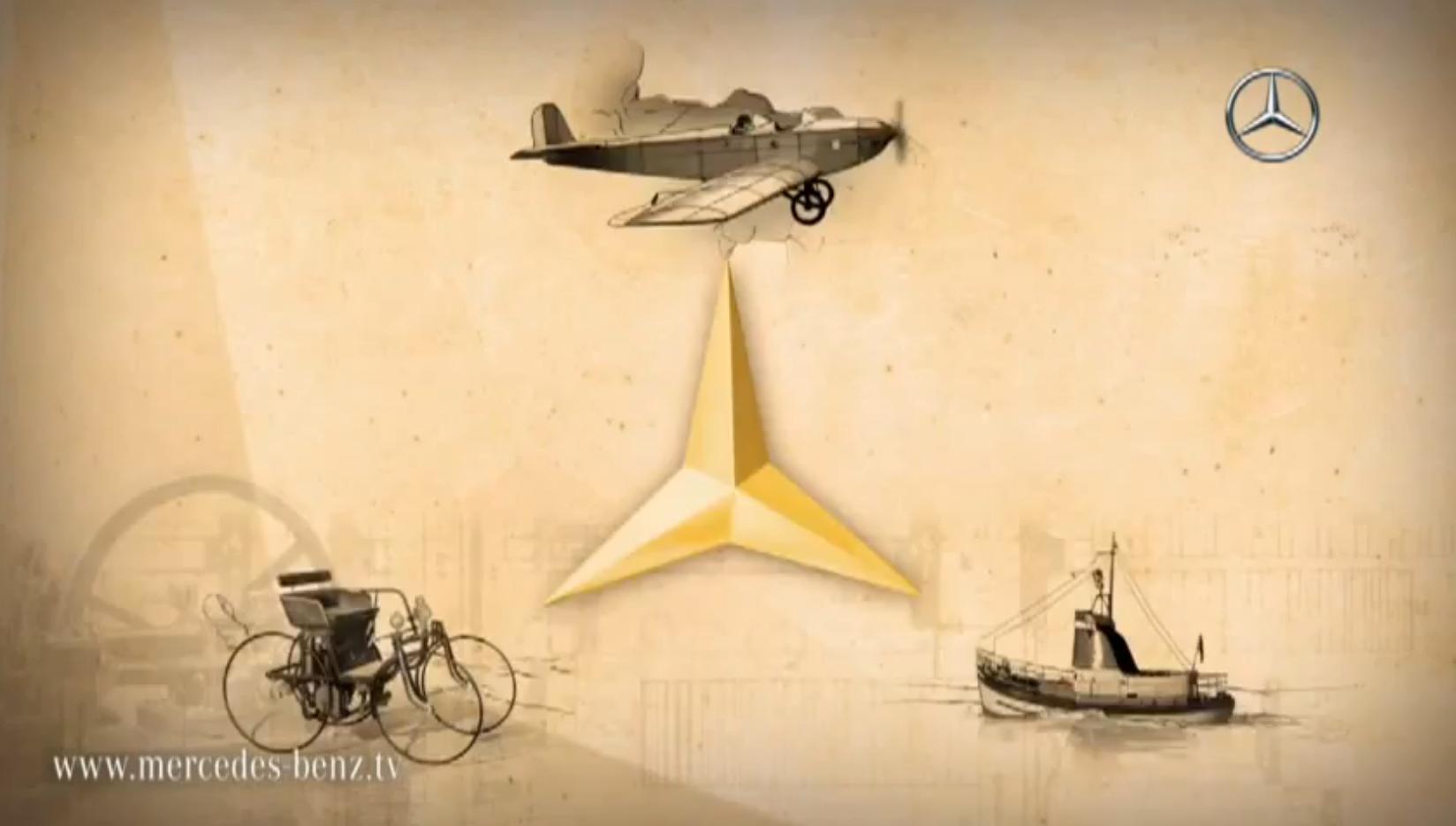 Origin Of Mercedes Benz Star