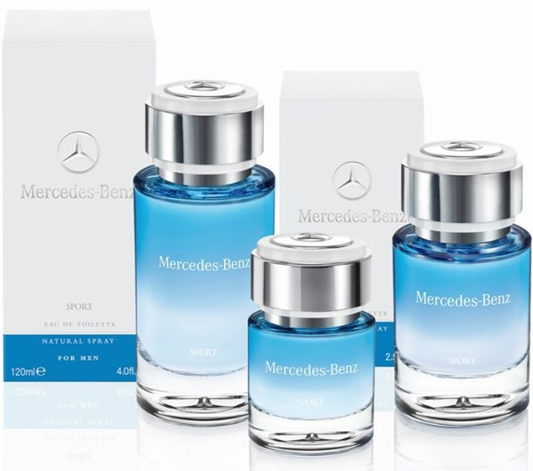 Mercedes Fan? Then You Should Wear Their New Fragrance ...