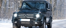 Mercedes G-Class Recalled Due to Serious Interior Trim Issue