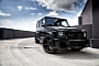 Mercedes G55 AMG Poses as G63 AMG on ADV.1 Wheels [Photo Gallery]