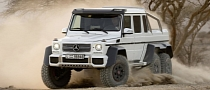 Mercedes G63 AMG 6x6 Not for US