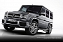 Mercedes G63 AMG: First Images [Photo Gallery]