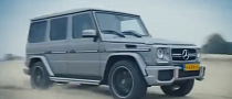 Mercedes G63 AMG: the Perfect 4x4 to Get to McDonald's [Video]