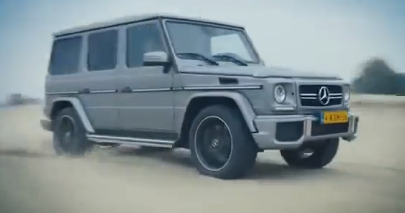 mercedes g63 amg the perfect 4x4 to get to mcdonald 39 s. Black Bedroom Furniture Sets. Home Design Ideas