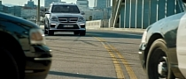 Mercedes GL Turns Car Chase into Road Trip in New Ad [Video]