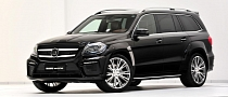 Mercedes GL63 AMG Tuned by Brabus [Photo Gallery]