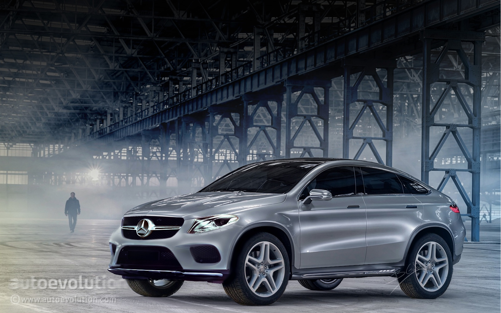 Mercedes gle coupe shows how much mercedes benz has for How much are mercedes benz