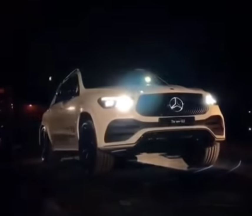 2016 Mercedes Benz Gle Coupe Suspension: New Mercedes GLE Literally Dances Using Fancy Air