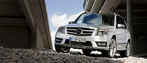 Mercedes GLK Receives 2.1 Diesel 136HP Engine