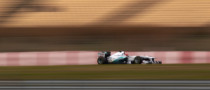 Mercedes GP Has the Fastest Car in Straight Line