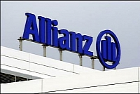 Allianz HQ in Munich