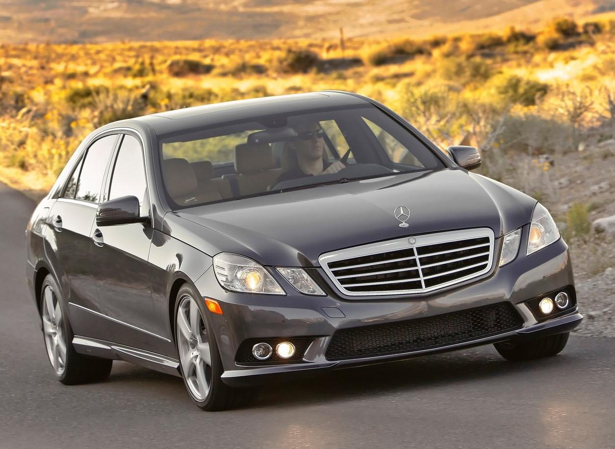 Mercedes Announces Recall On Selected 2011my E Klasse