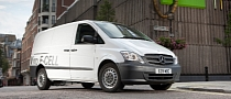 Mercedes Kills Off Electric Vans Over Nonexistent Demand
