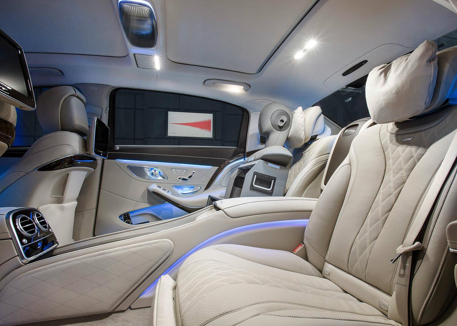 נפלאות Mercedes-Maybach S500 Priced at €134,053, S600 is €187,841 in KJ-23