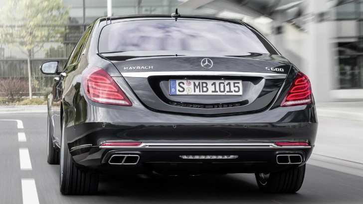 Mercedes-Maybach S600 Pricing Announced, Prepare at Least $189,350 ...