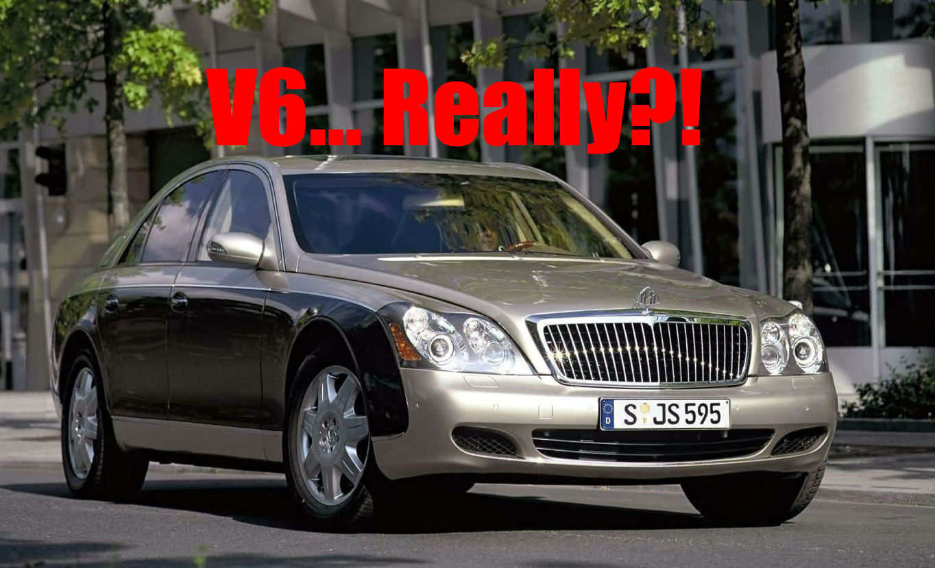 Mercedes Maybach Sedan To Offer And Engines Autoevolution