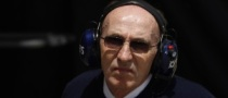 Mercedes Meet with Frank Williams at Brands Hatch