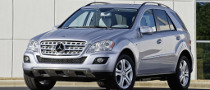 Mercedes ML450 Hybrid 4Matic Goes to the US