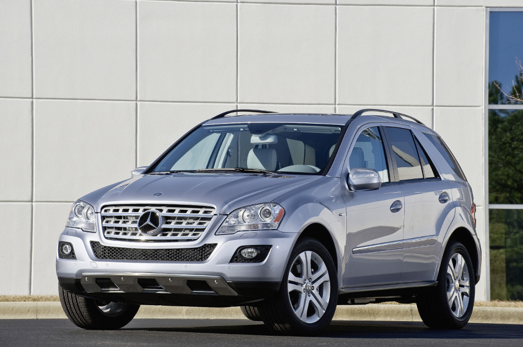 mercedes ml450 hybrid 4matic goes to the us autoevolution