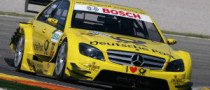 Mercedes Negotiating Second DTM Season with Coulthard