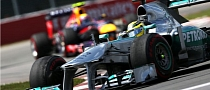 Mercedes, Pirelli Reprimanded for Illegal Formula One Tire Test