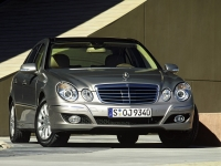 Current E-Class model