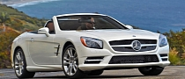 Mercedes Recalls New SL Roadster Due to Fire Risk