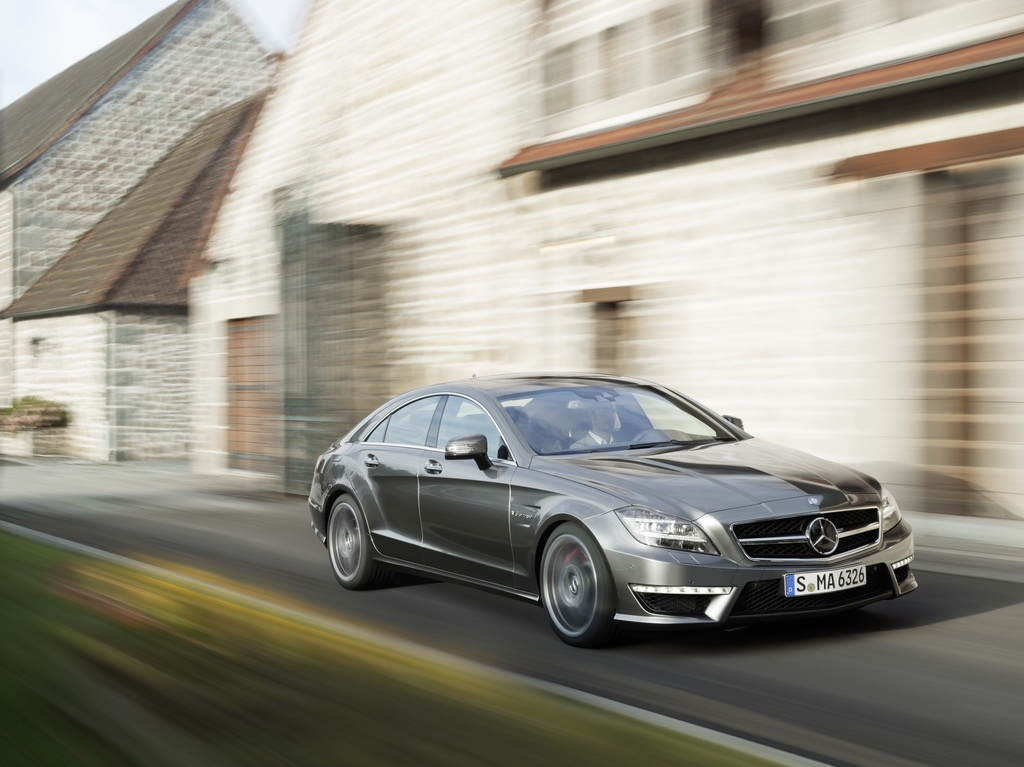 Mercedes Releases 2012 CLS63 AMG European Pricing ...