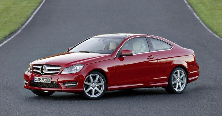 Mercedes Reportedly Replacing C-Coupe with CLK