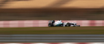 Mercedes Revises Exhaust System for W02