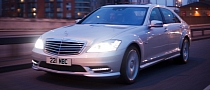 Mercedes S-Class Names Best Chauffeur Car for 2012