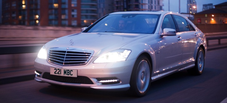 Mercedes S Class Names Best Chauffeur Car For 2012 Autoevolution