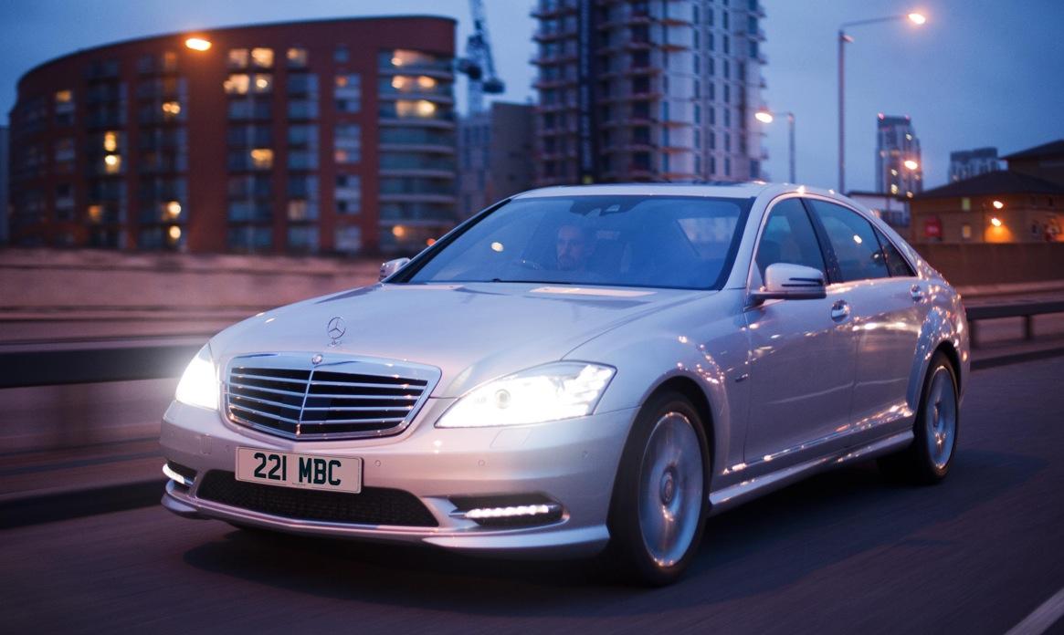 Mercedes S-Class Names Best Chauffeur Car for 2012 - autoevolution