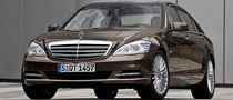 Mercedes S-Klasse Receives Best Luxury Car Award from Fleet World