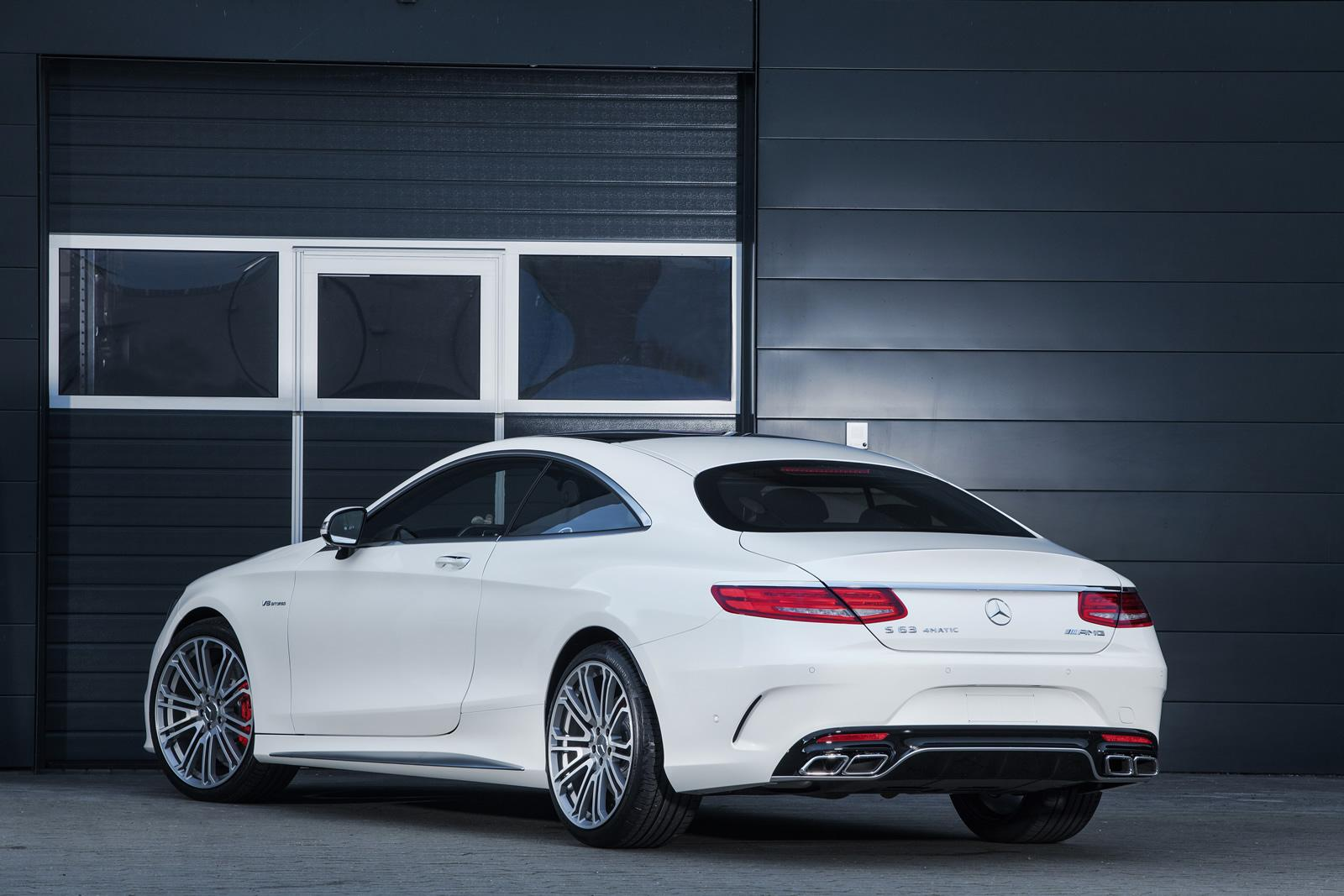 Mercedes S63 Amg Coupe Pushed To 720 Hp By Imsa Autoevolution