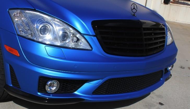 Matte Blue Automotive Paint to Pin on Pinterest