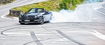 Mercedes SL63 AMG Drifts Like a Gentleman