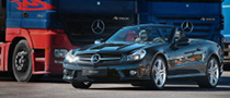 Mercedes SL63 AMG Gets Vilner Shadow Line Interior