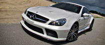 Mercedes SL65 AMG Black Series by Renntech and Domani Motors