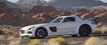 Mercedes SLS AMG Black Series Makes Video Debut [Video]