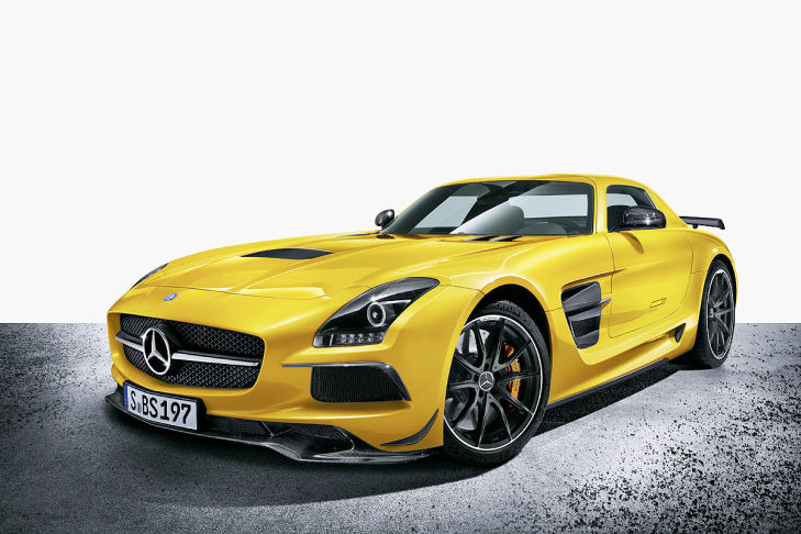 mercedes sls amg black series european pricing leaked