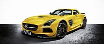 Mercedes SLS AMG Black Series Unveiled [Photo Gallery]