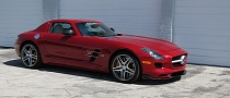 Mercedes SLS AMG Gets RENNtech Treatment [Video]